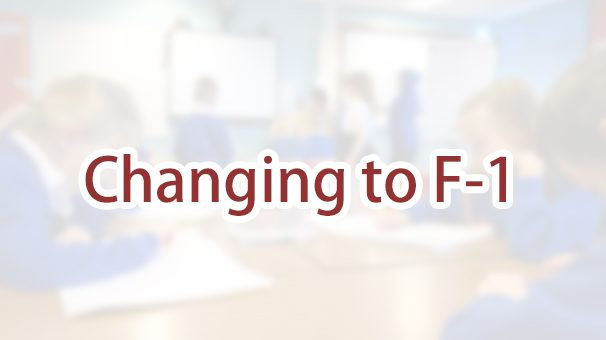 USCIS announces update to F-1 change of status policy